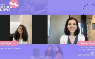 Olivia Elias – Talent Partner at Unilever
