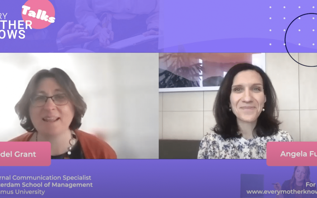 Meet the community: an interview with Friedel Grant